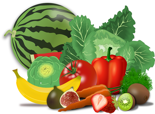 fruits vegetables Nutrition is the Key to Great Health