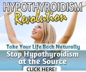 hypothyroidism cure