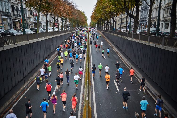 Prepare for A Half Marathon ~ 5 Top Tips
