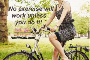 Cycling your new favorite exercise