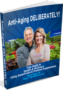 Anti-Aging Deliberately