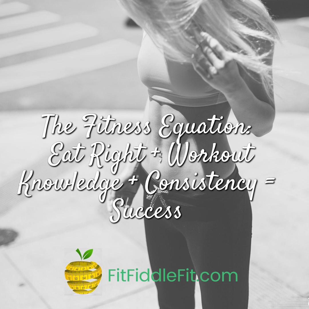 Get Into A Consistent Fitness Routine
