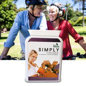 Simply Naturals Curcumin Anti-Inflammatory