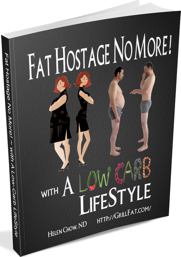 Fat Hostage No More with a low carb lifestyle