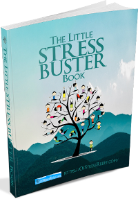 little stress buster book