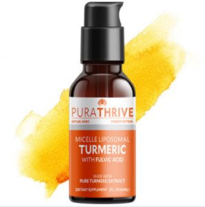 Liposomal Turmeric Extract with Fulvic Acid