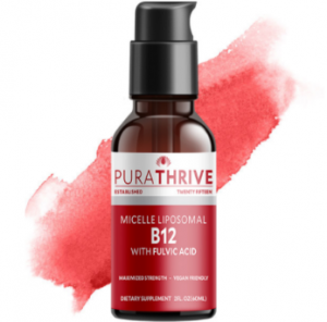 Liposomal Vitamin B12